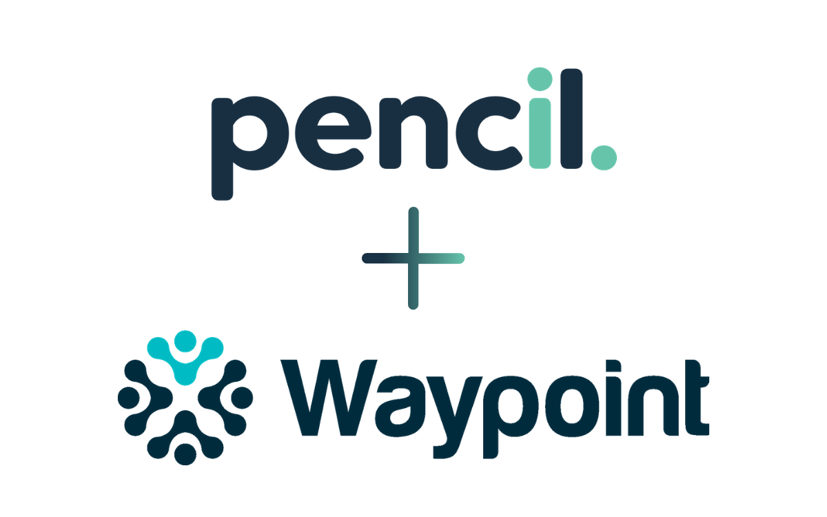 Pencil and Waypoint.