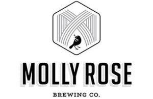 Molly rose brewing co logo
