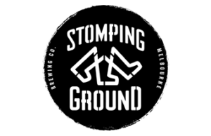 Stomping grounds brewery logo