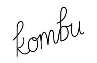 Kombu kombucha logo