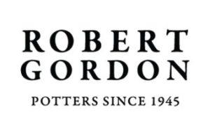 Robert Gordon - potters since 1945 logo